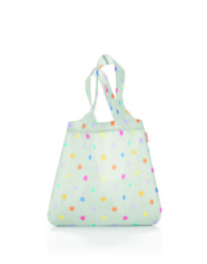 Mini Maxi Shopper « stonegrey dots » Reisenthel