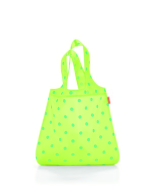 Mini Maxi Shopper « lemon dots » Reisenthel