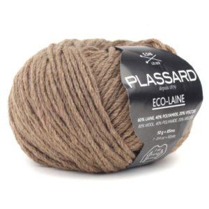 ECO-LAINE de PLASSARD Coloris N°682 Chocolat
