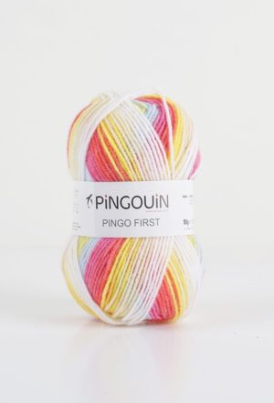 Pingo First coloris Arlequin