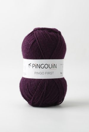 Pingo First coloris Aubergine