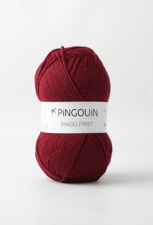 Pingo First coloris Carmin
