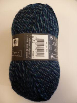 Idéal de Bergère de France 10171 Mix Bleu
