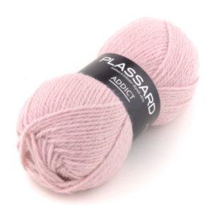 ADDICT N°30 de PLASSARD Coloris Poudre Rosé