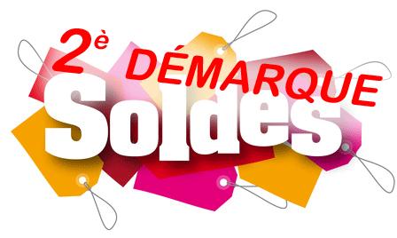 SOLDES D'HIVER 2019 !!!! 2 éme DÉMARQUE