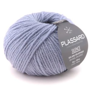 SILENCE N°11 de PLASSARD Coloris Gris Bleu