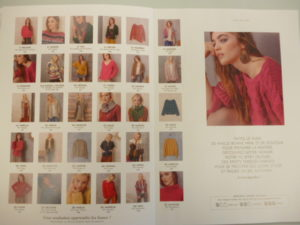 Phildar N°157 Femme – «Un bel Automne» Automne-Hiver 2018-2019