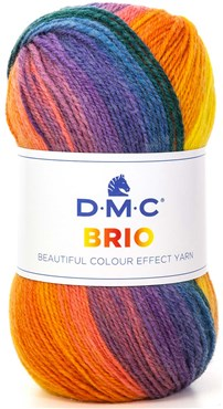 BRIO de D.M.C N°400 Coloris Multicolore