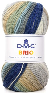 BRIO de D.M.C N°401 Coloris Multicolore