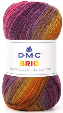BRIO de D.M.C N°405 Coloris Multicolore