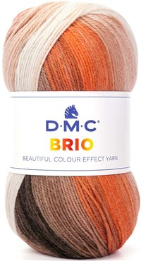 BRIO de D.M.C N°406 Coloris Multicolore