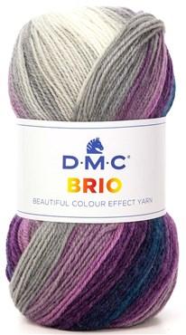 BRIO de D.M.C N°407 Coloris Multicolore