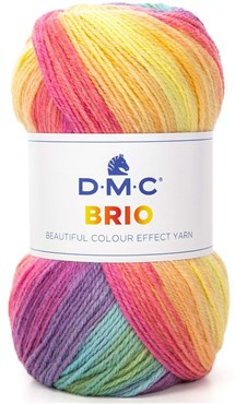 BRIO de D.M.C N°408 Coloris Multicolore