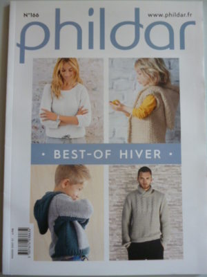 Phildar N°166 « Best of Hiver » Automne-Hiver 2018/19