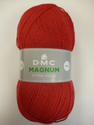 MAGNUM de D.M.C N°694 Coloris Rouge Vif