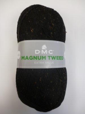 MAGNUM Tweed de D.M.C N°748 Coloris Noir Tweed