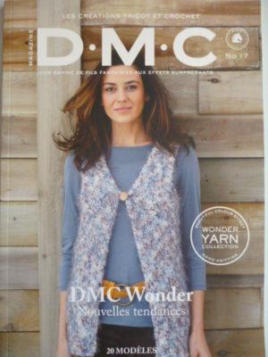 D.M.C Tricot N°17 – D.M.C Wonder Nouvelles Tendances