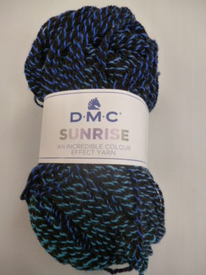 SUNRISE de D.M.C N°301 Coloris Multicolore