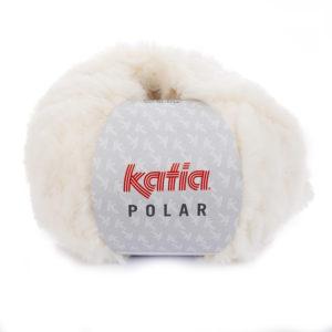 POLAR N°80 de KATIA pelote de 100 g coloris Écru