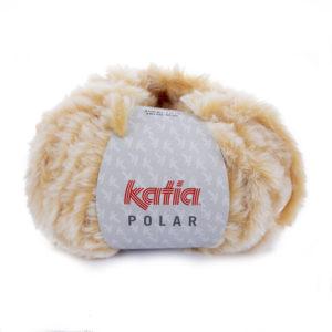 POLAR N°82 de KATIA pelote de 100 g coloris Camel