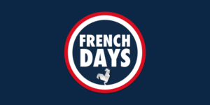 French Days 1 et 2 Octobre 2018