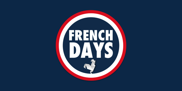 French Days 1 et 2 Octobre 2018