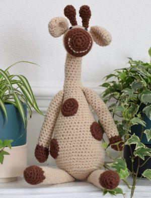 TRICOKIT «Girafe Amigurumi»