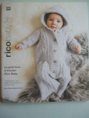Baby Dream N°005 de Rico Design Coloris Gris