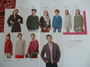 Mag. n°23 «Spécial Tweed»