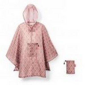 Mini Maxi Poncho « Diamonds Rouge » Reisenthel