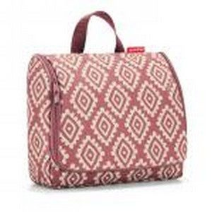 Toiletbag XL « diamonds rouge » Reisenthel