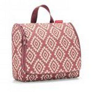 Toiletbag XL «diamonds rouge» Reisenthel