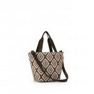Shopper XS « Diamonds Mocha » Reisenthel
