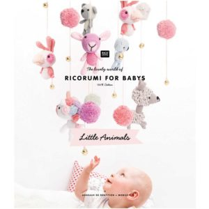 RICORUMI « Little Animals » de Rico Design Nouveau Catalogue