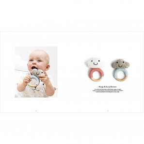 RICORUMI « For Baby » de Rico Design Catalogue