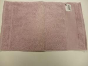 Serviette Invité 30 x 50 à BRODER de Rico Design Coloris Vieux Rose