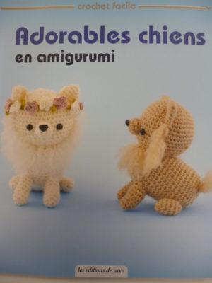 Les Amigurumis 53 Modèles «Adorables Chiens» Crochet Facile
