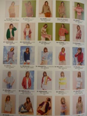 Phildar N°172 «L'été sous le signe de la couleur» 30 Modèles Printemps – Été 2019