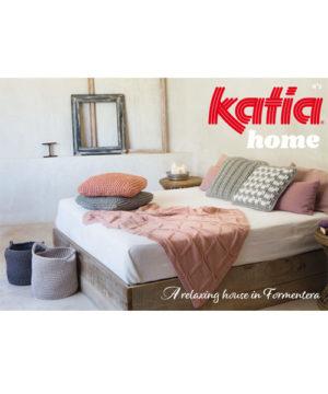 KATIA HOME N°3 Printemps-Été 2019 – 79 Modèles