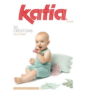 Katia Layette N°88 Printemps-Été 2019 – 50 Créations pour Bébé