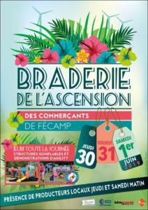 DERNIER Jour de BRADERIE de l'Ascension: MOINS 15% sur tout le site avec le Code «Braderie» dès 40€ d'achats jusqu'à Dimanche soir !!!!!