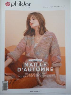 Phildar N°175 «Mailles D'Automne» 36 Modèles – Automne-Hiver 2019/20