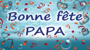 Bonne Fête PAPA – Moins 15% Sur Tout le Site jusqu'à ce soir Minuit avec le Code Promo «PAPA» !!!!