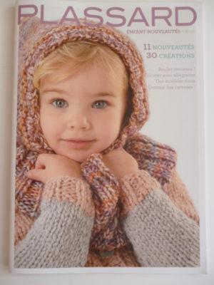 Plassard N°152 – 30 Créations Enfant Automne-Hiver 2019/20