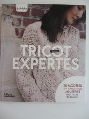 Phildar N°863 Spécial «TRICOT-EXPERTES»