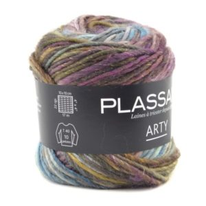 ARTY N°10 de PLASSARD Coloris Multicolore