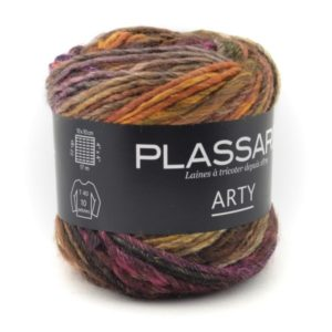 ARTY N°54 de PLASSARD Coloris Multicolore