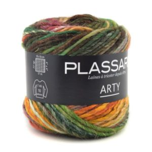 ARTY N°76 de PLASSARD Coloris Multicolore
