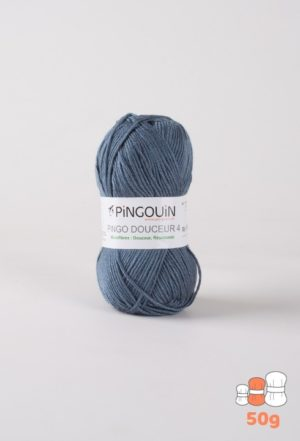 PINGO Douceur 4 de Pingouin Coloris Jeans