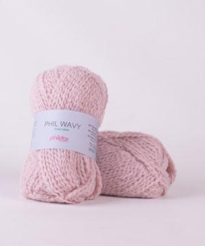 PHIL WAVY coloris Rose Thé Nouveauté 2019/20